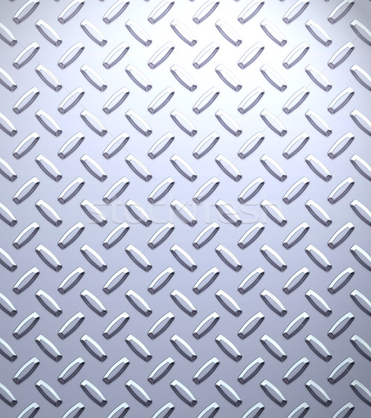 steel diamond plate  Stock photo © clearviewstock