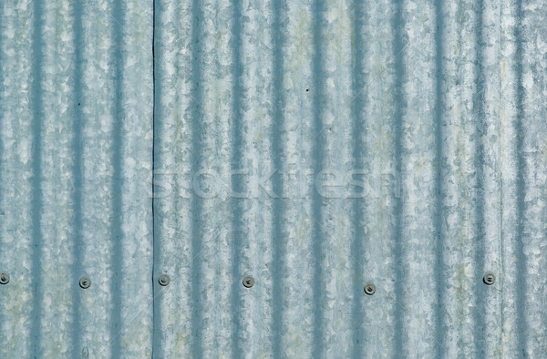 galvanised iron Stock photo © clearviewstock