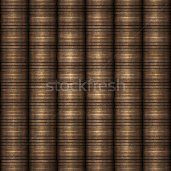 rows of coins money Stock photo © clearviewstock