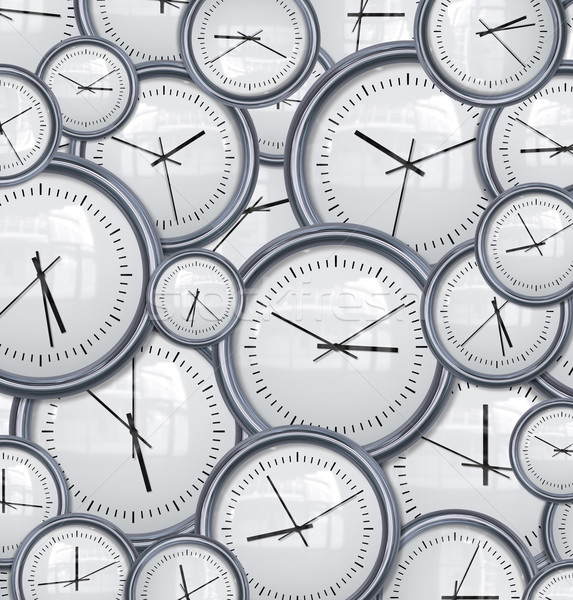 clocks and time background Stock photo © clearviewstock