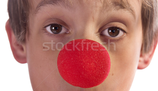 red nose Stock photo © clearviewstock
