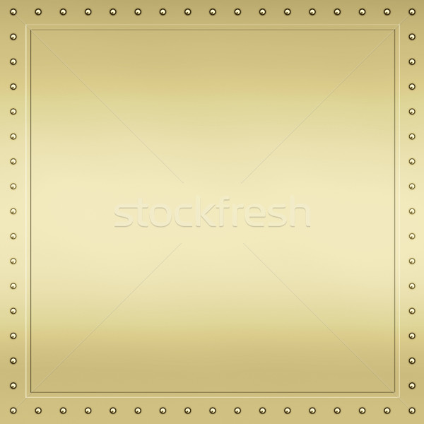 gold metal background texture Stock photo © clearviewstock