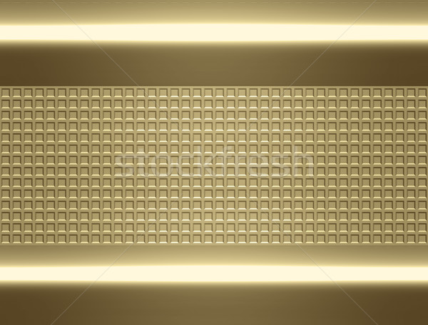 golden metal background texture Stock photo © clearviewstock