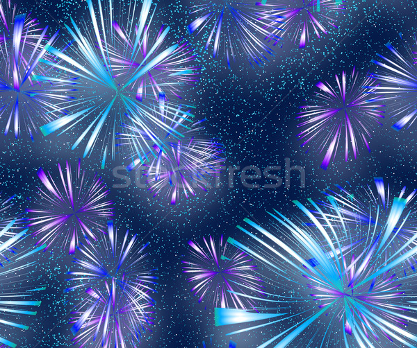 fireworks Stock photo © clearviewstock