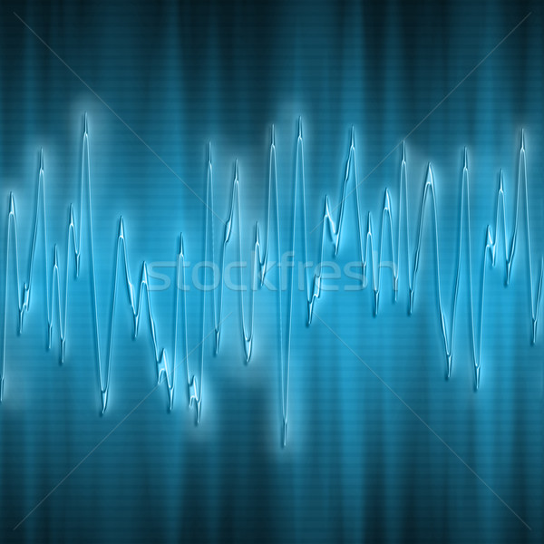 extreme sound wave Stock photo © clearviewstock