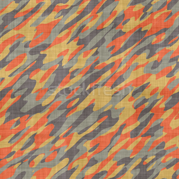 camouflage cloth Stock photo © clearviewstock