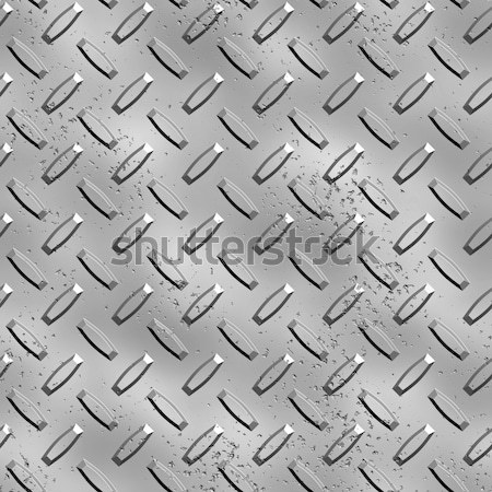 rough diamond plate Stock photo © clearviewstock