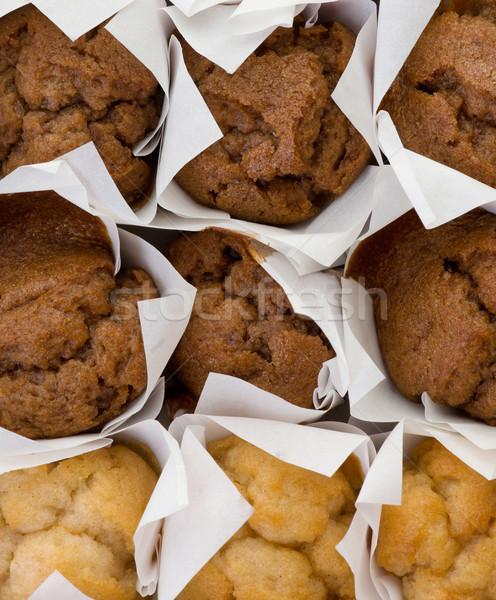 Stock fotó: Friss · mini · muffin · torták · finom · vegyes