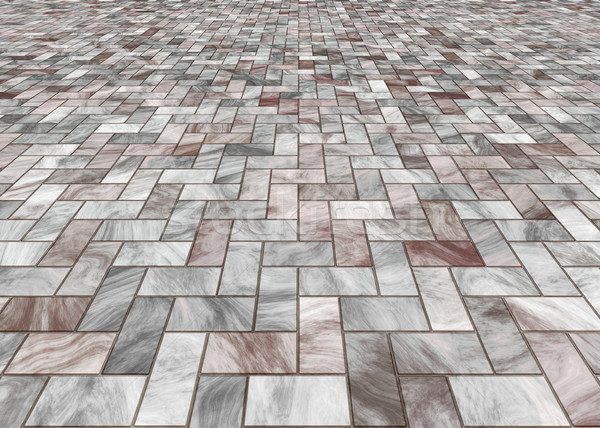 paving tiles Stock photo © clearviewstock
