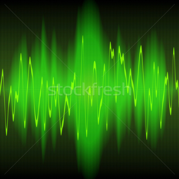 sound wave Stock photo © clearviewstock