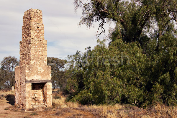 just a chimney Stock photo © clearviewstock