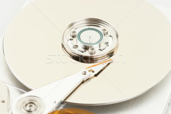 компьютер Жесткий диск изображение Tech диск Сток-фото © clearviewstock