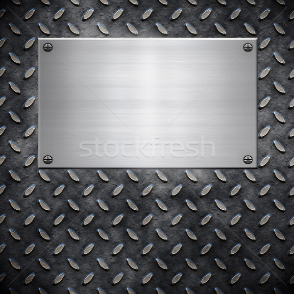 old metal background texture Stock photo © clearviewstock