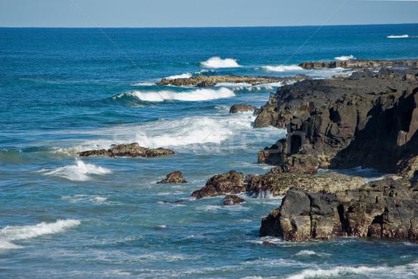 shoreline Stock photo © clearviewstock