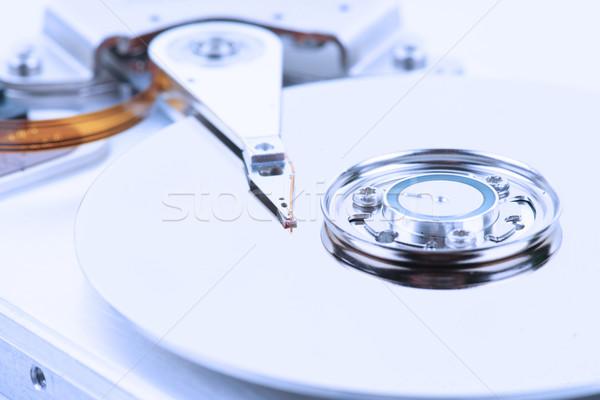 Ordinateur disque dur magnifique image tech disque Photo stock © clearviewstock
