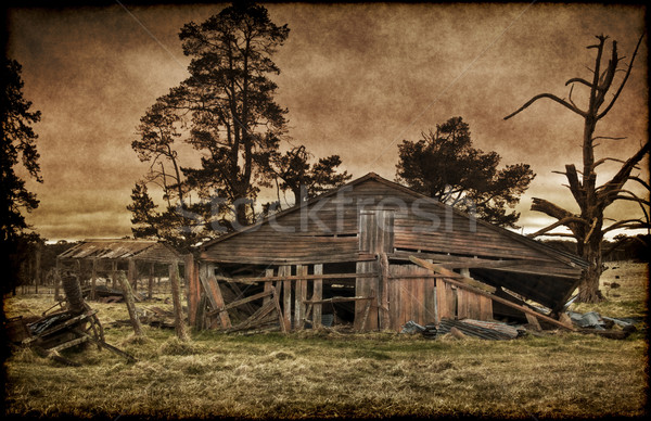 old farmhouse  Stock photo © clearviewstock