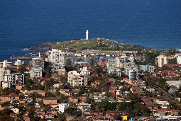 wollongong city and suburbs Stock photo © clearviewstock