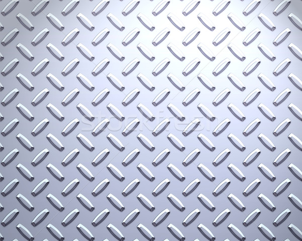 steel diamond plate  Stock photo © clearviewstock