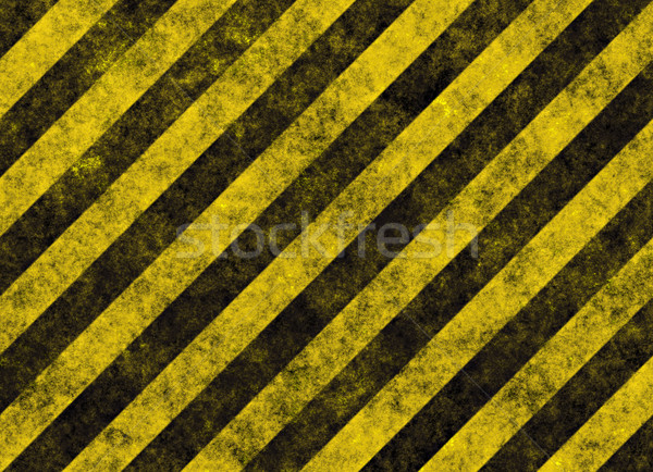 hazard stripes Stock photo © clearviewstock