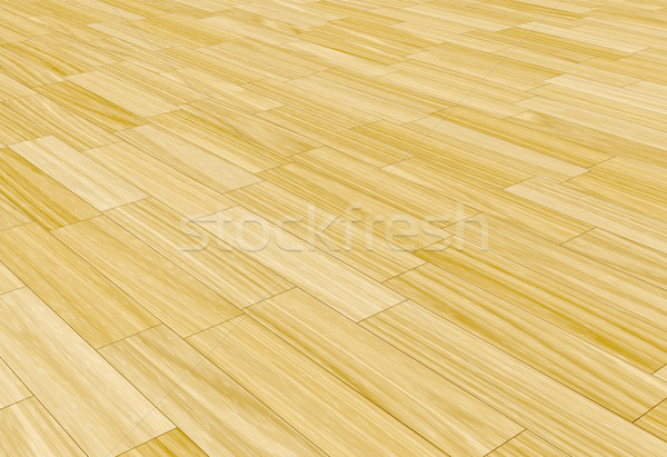 wood laminate floor Stock photo © clearviewstock
