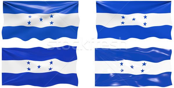 флаг Гондурас изображение Сток-фото © clearviewstock