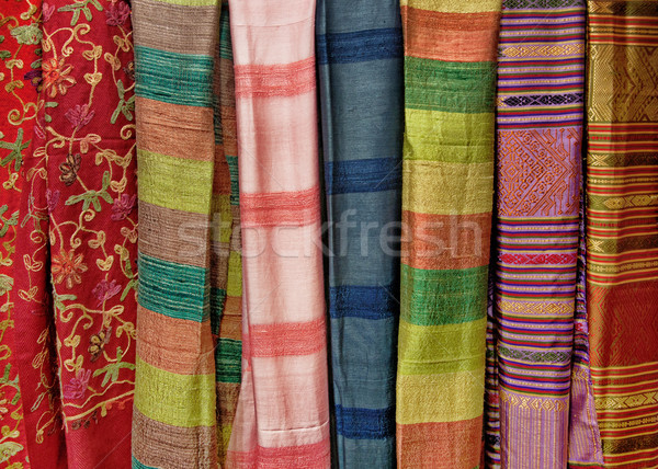 fabric background texture Stock photo © clearviewstock