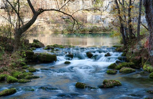 Peu écouter Missouri belle automne Photo stock © clearviewstock