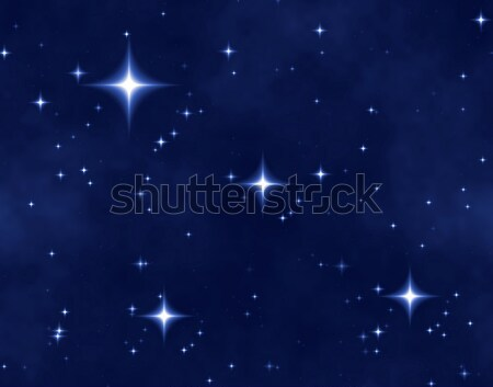 christmas star Stock photo © clearviewstock
