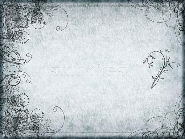 Stock photo: arabesque design
