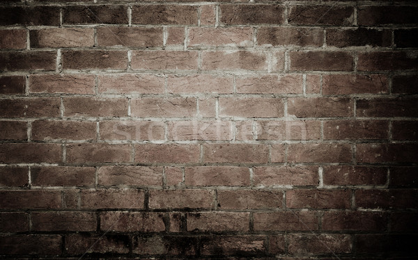 old brick wall background texture Stock photo © clearviewstock