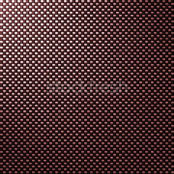 Koolstof vezel vezel textuur gedetailleerd technologie Stockfoto © clearviewstock