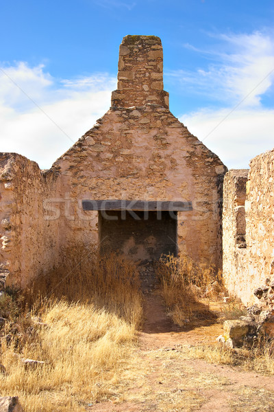 old ruins Stock photo © clearviewstock