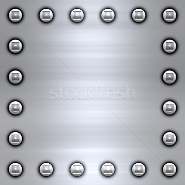 Metal immagine acciaio lega texture Foto d'archivio © clearviewstock