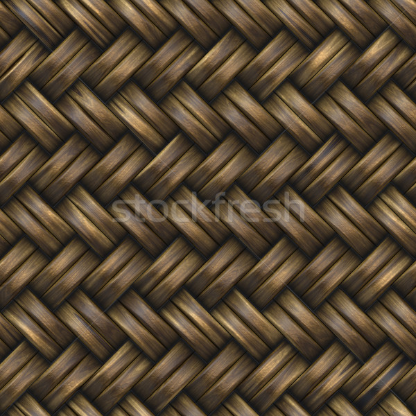 basket weave Stock photo © clearviewstock