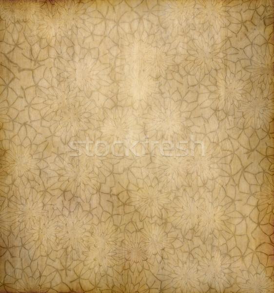 Oude papier groot afbeelding Stockfoto © clearviewstock