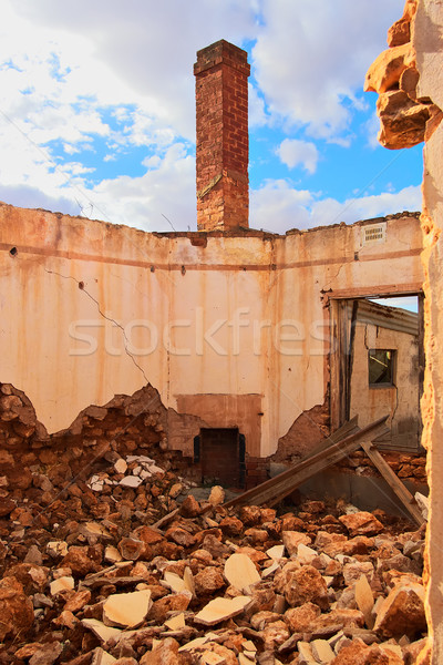 rubble Stock photo © clearviewstock