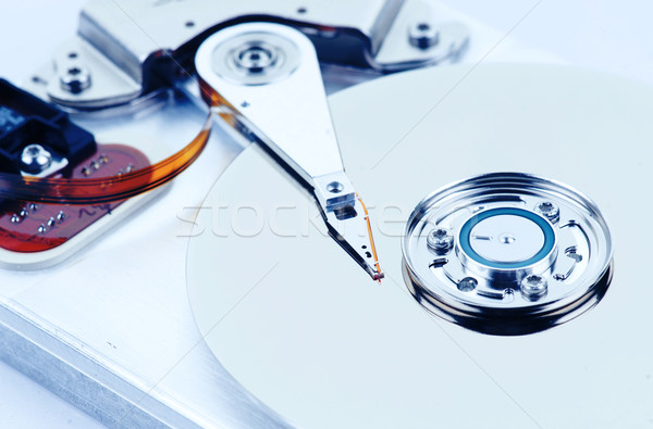 computer hard drive Stock photo © clearviewstock