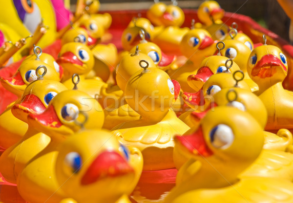 lots of rubber ducks Stock photo © clearviewstock