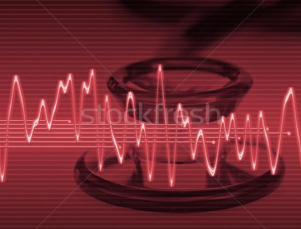 Foto d'archivio: Medici · tecnologia · abstract · immagine · trauma