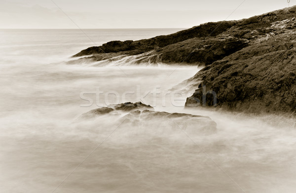 water on rocks Stock photo © clearviewstock