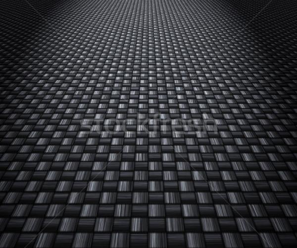 Carbono fibra imagen resumen tecnología Foto stock © clearviewstock