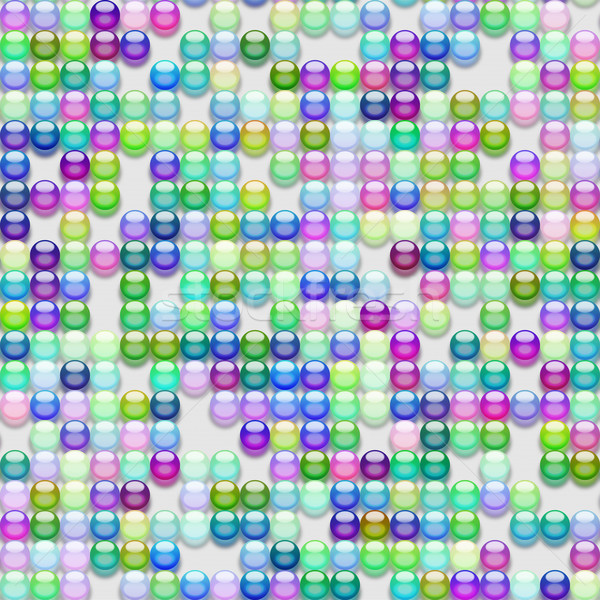 colourful balls Stock photo © clearviewstock