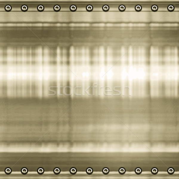 Acciaio inossidabile texture oro metal texture sfondo Foto d'archivio © clearviewstock