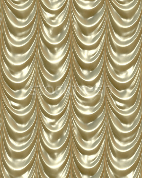 gold curtains Stock photo © clearviewstock