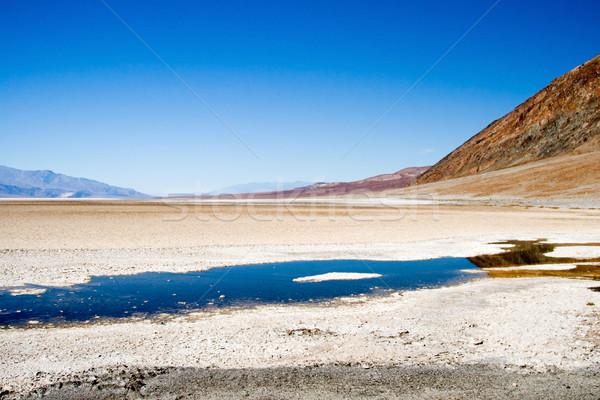 Death Valley National Park Stock photo © cmcderm1