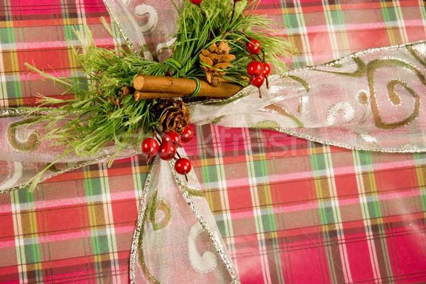 Christmas Gifts Stock photo © cmcderm1