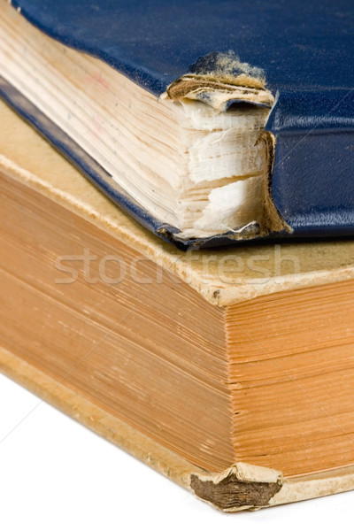 Vintage Hymn Books Stock photo © cmcderm1