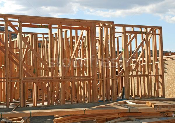 Construction Stock photo © cmcderm1