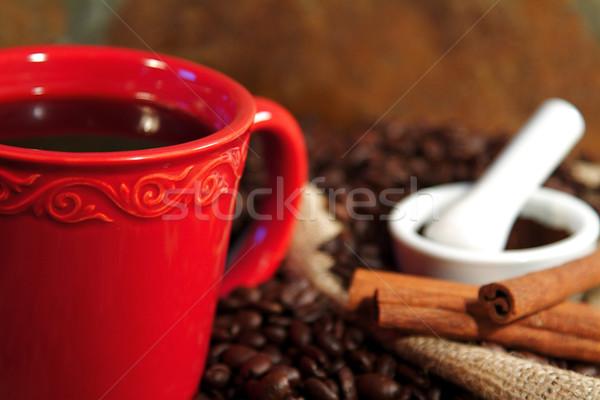 Coffee Stock photo © cmcderm1