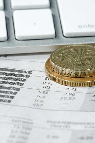 Stock photo: Business Finance